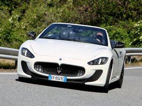 Ver foto 6 de Maserati GranCabrio MC 2012