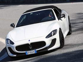 Ver foto 5 de Maserati GranCabrio MC 2012