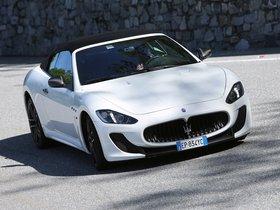 Ver foto 4 de Maserati GranCabrio MC 2012