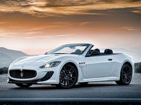 Ver foto 2 de Maserati GranCabrio MC 2012