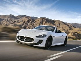 Ver foto 29 de Maserati GranCabrio MC 2012