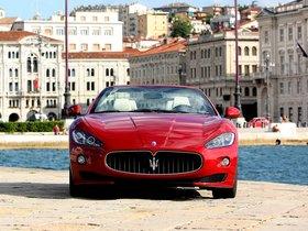 Ver foto 12 de Maserati GranCabrio Sport 2011