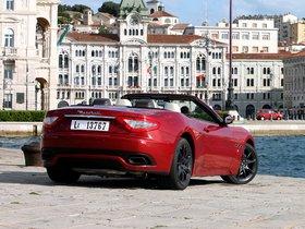 Ver foto 11 de Maserati GranCabrio Sport 2011