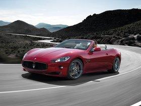 Ver foto 9 de Maserati GranCabrio Sport 2011