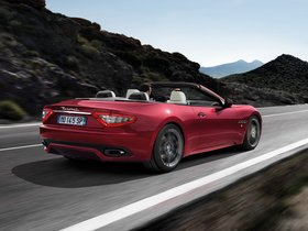 Ver foto 8 de Maserati GranCabrio Sport 2011
