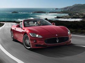 Ver foto 7 de Maserati GranCabrio Sport 2011