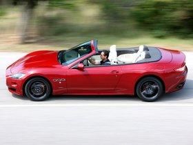 Ver foto 6 de Maserati GranCabrio Sport 2011