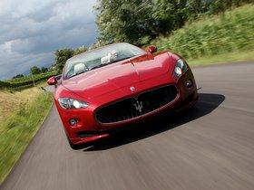 Ver foto 5 de Maserati GranCabrio Sport 2011