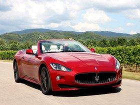 Ver foto 3 de Maserati GranCabrio Sport 2011
