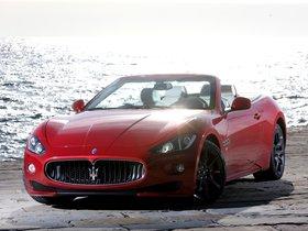 Ver foto 2 de Maserati GranCabrio Sport 2011