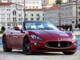 Fotos de Maserati GranCabrio Sport 2011