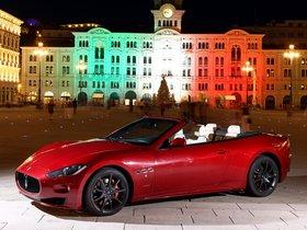 Ver foto 14 de Maserati GranCabrio Sport 2011