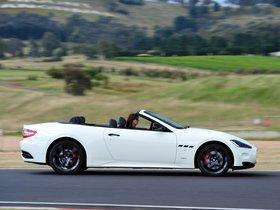 Ver foto 24 de Maserati GranCabrio Sport 2011