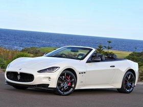 Ver foto 22 de Maserati GranCabrio Sport 2011