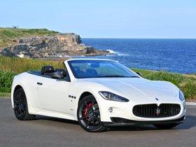 Ver foto 36 de Maserati GranCabrio Sport 2011