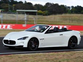 Ver foto 35 de Maserati GranCabrio Sport 2011