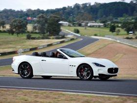 Ver foto 34 de Maserati GranCabrio Sport 2011