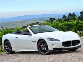 Ver foto 33 de Maserati GranCabrio Sport 2011