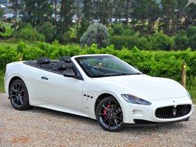 Ver foto 32 de Maserati GranCabrio Sport 2011