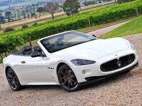 Ver foto 31 de Maserati GranCabrio Sport 2011