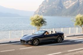 Ver foto 2 de Maserati GranCabrio Sport 2017