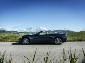 Ver foto 10 de Maserati GranCabrio Sport 2017