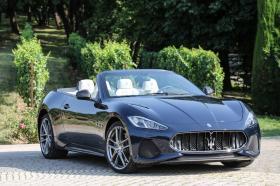 Fotos de Maserati GranCabrio Sport 2017