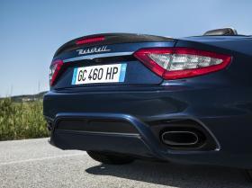 Ver foto 8 de Maserati GranCabrio Sport 2017