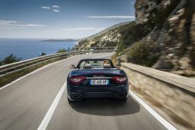 Ver foto 7 de Maserati GranCabrio Sport 2017