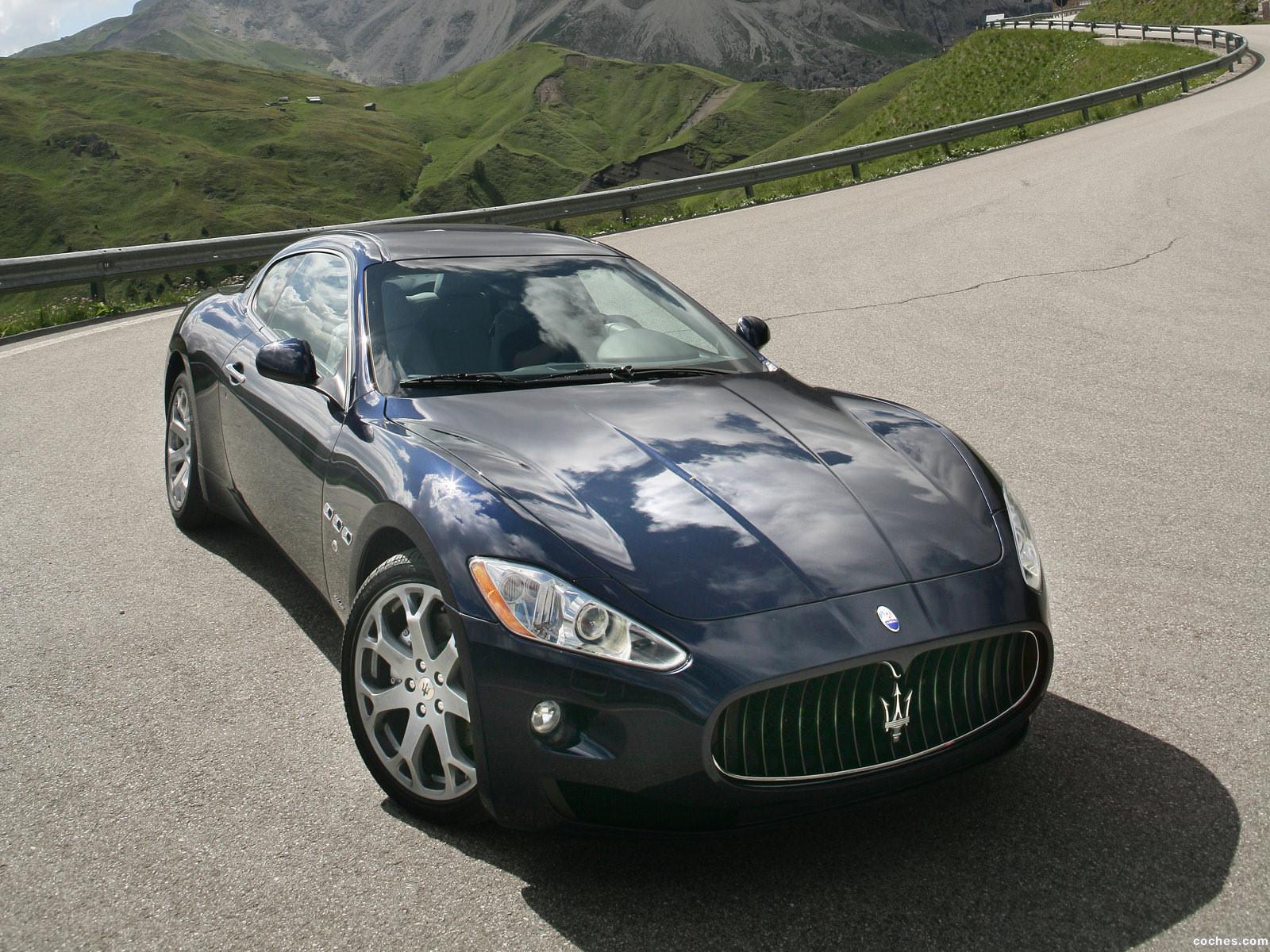 Foto 0 de Maserati GranTurismo 2007