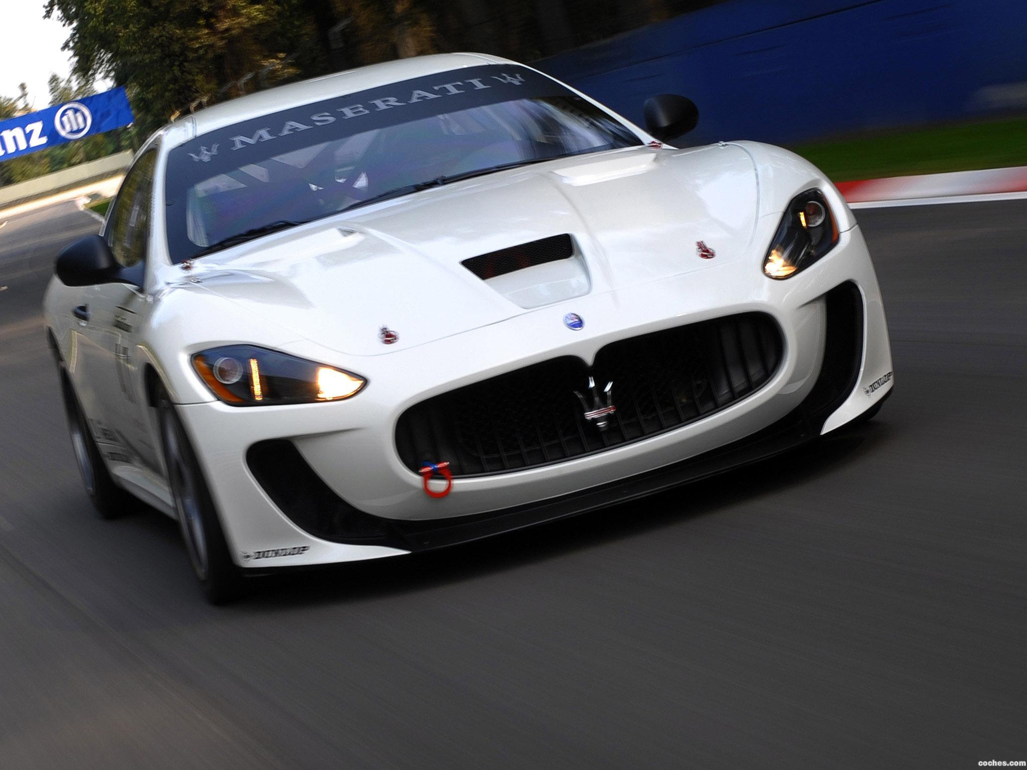 Foto 0 de Maserati GranTurismo MC Concept 2008