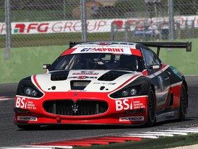 Fotos de Maserati GranTurismo MC GT3 2012