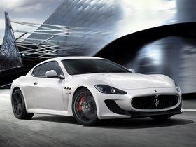 Ver foto 11 de Maserati GranTurismo MC Stradale 2010