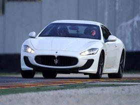 Ver foto 9 de Maserati GranTurismo MC Stradale 2010