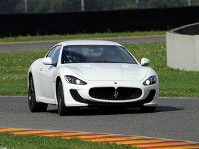 Ver foto 8 de Maserati GranTurismo MC Stradale 2010