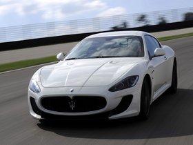Ver foto 7 de Maserati GranTurismo MC Stradale 2010