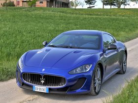 Ver foto 20 de Maserati GranTurismo MC Stradale 2010