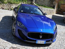 Ver foto 18 de Maserati GranTurismo MC Stradale 2010