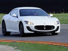 Ver foto 12 de Maserati GranTurismo MC Stradale 2010