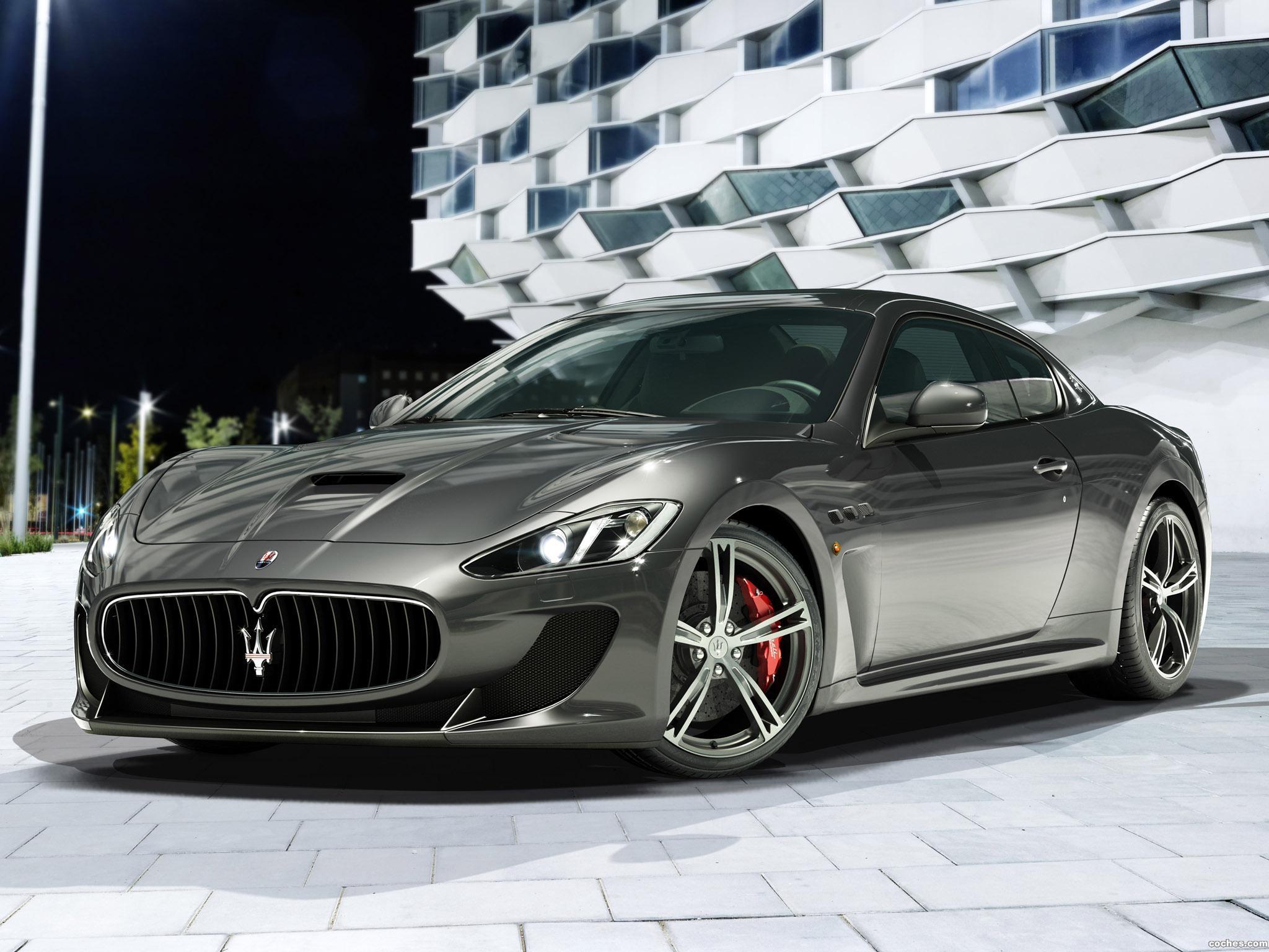 Foto 0 de Maserati GranTurismo MC Stradale 2013