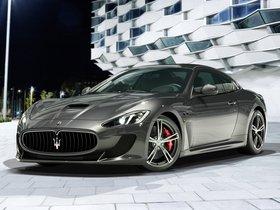 Ver foto 1 de Maserati GranTurismo MC Stradale 2013