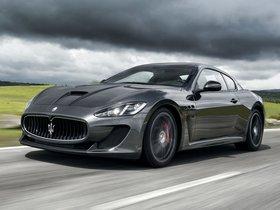 Ver foto 6 de Maserati GranTurismo MC Stradale 2013