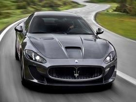 Ver foto 3 de Maserati GranTurismo MC Stradale 2013