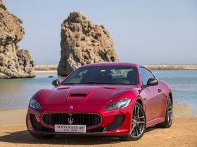 Fotos de Maserati GranTurismo MC Stradale Centennial Edition 2015