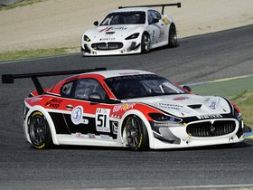 Ver foto 20 de Maserati GranTurismo MC Trofeo 2012