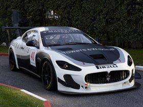 Fotos de Maserati GranTurismo MC Trofeo 2012