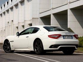 Ver foto 7 de Maserati GranTurismo S 2008