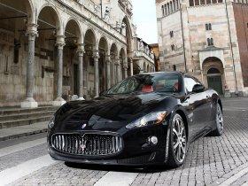 Ver foto 1 de Maserati GranTurismo S 2008