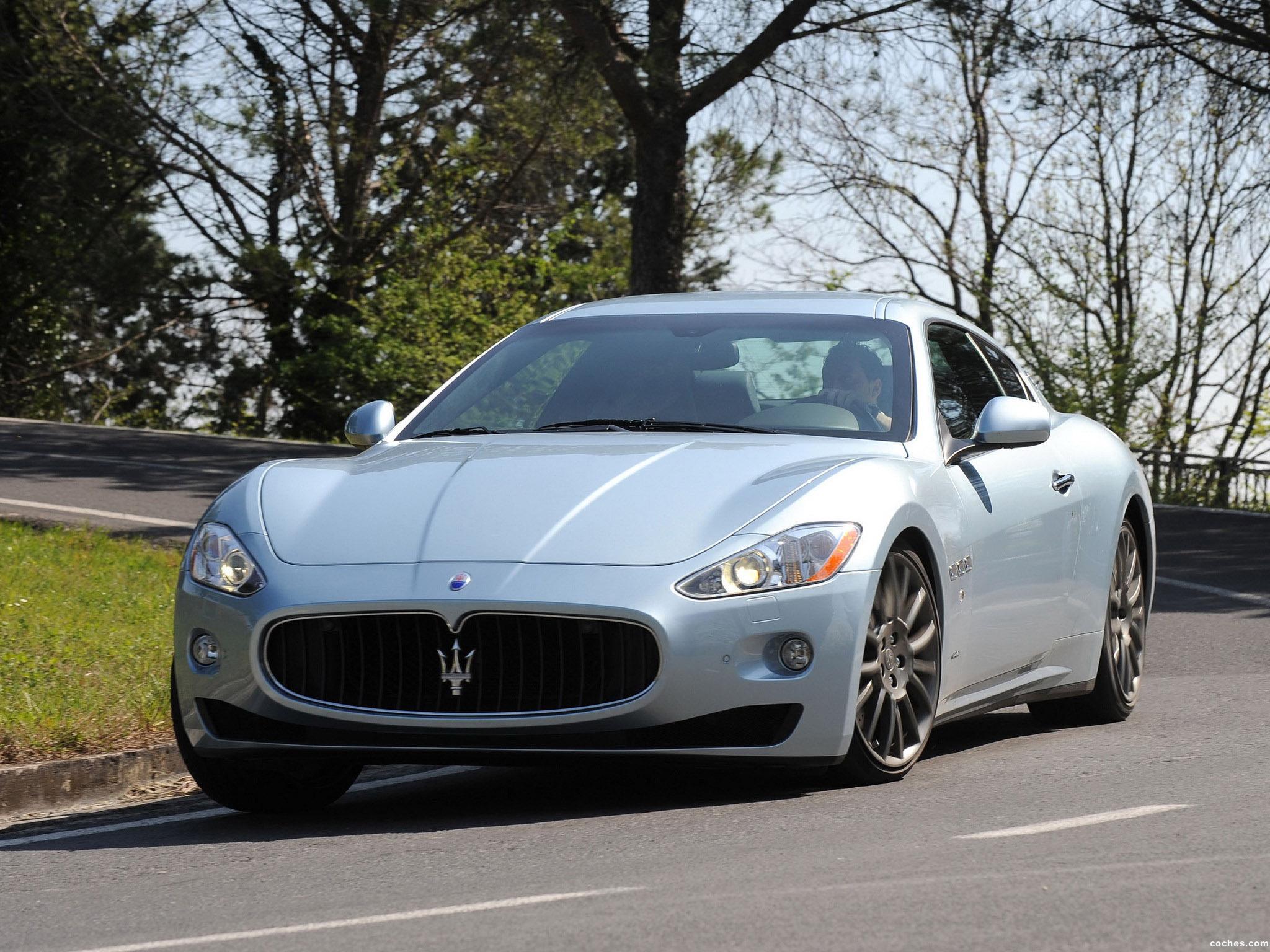 Foto 0 de Maserati GranTurismo S Automatic 2009