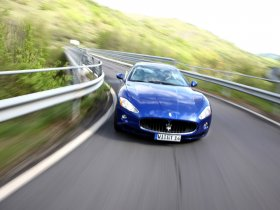 Ver foto 14 de Maserati GranTurismo S Automatic 2009